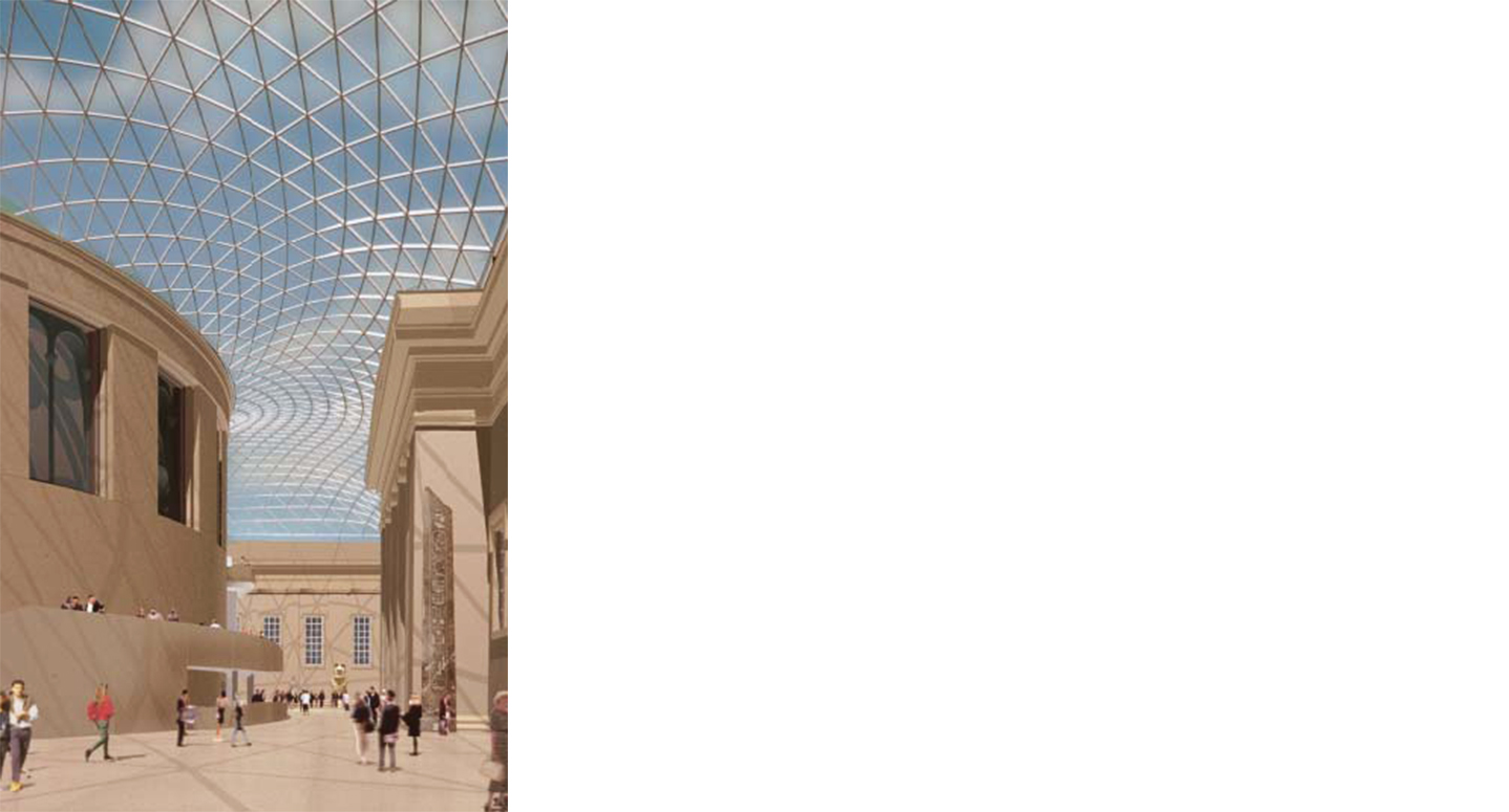 The Great Court, The British Museum