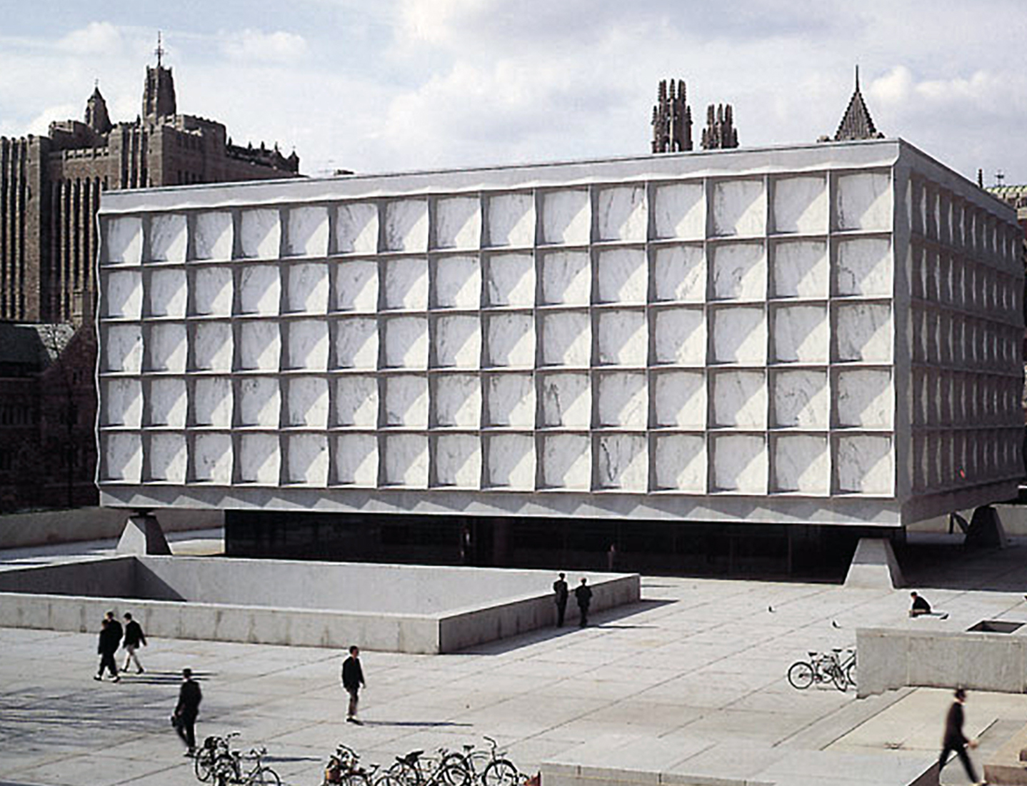 Yale University, Beinecke Rare Book and Manuscript Library