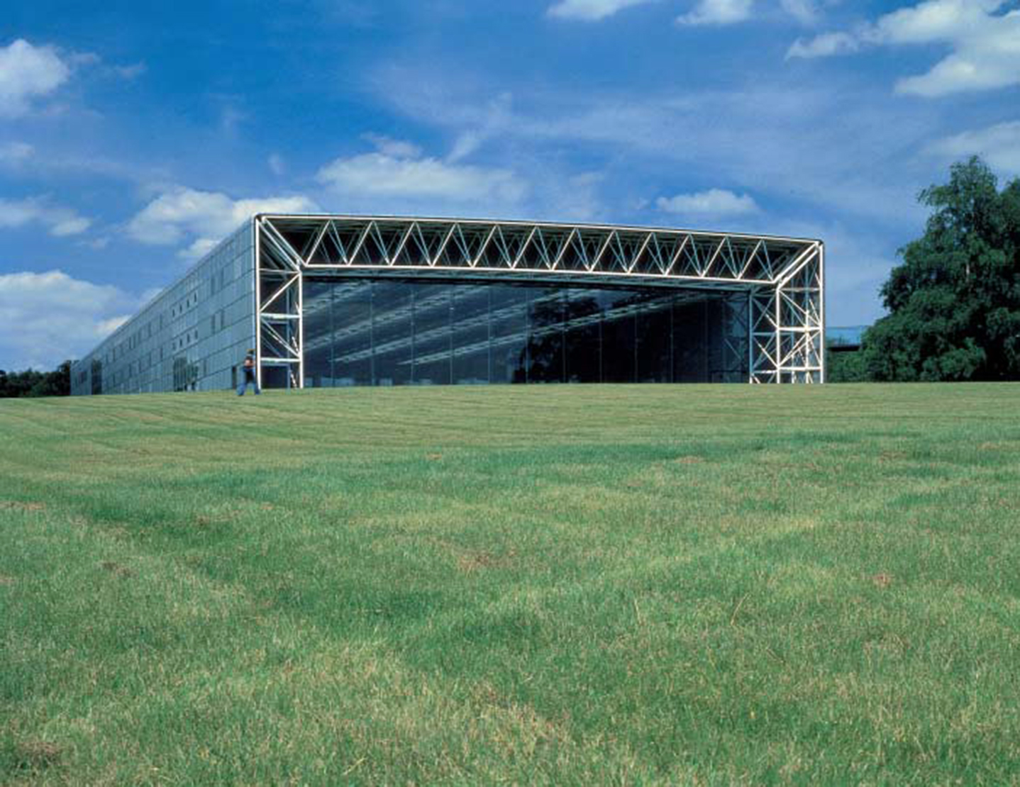 Sainsbury Center for Visual Arts, University of East Anglia