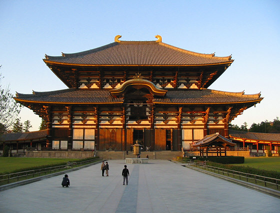 todaiji buddhist temple